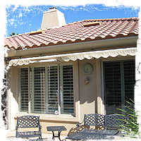 Retracable Awnings